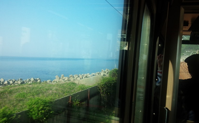 2015年4月30日 北陸新幹線の並行在来線がどうなっているか見てきた
